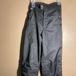Spyder black snowpants